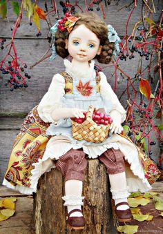 Даренка.Текстильная куколка - купить или заказать в интернет-магазине на Ярмарке Мастеров - E2YOZRU   Тестильная куколка Даренка- мой гимн красавице…