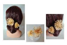 chrismas  hair clip  pic à chignon pince cheveux chapeau