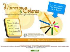 NÚMEROS DE COLORES | Recursos para Primer Ciclo