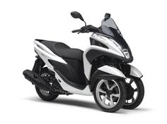 Yamaha Tricity 2014
