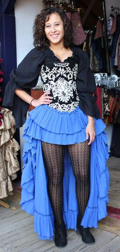 For NY Comic-con, I've decided to be Steampunk Sailor Moon. However, I cannot sew. Might buy this skirt.