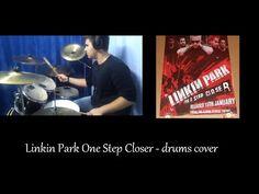 LinkinPark - One Step Closer - drums cover