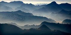 Dawn by Matjaz Cater
