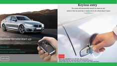 Best Car Alarm Systems 12V Car Remote Central Door Lock Keyless System A...