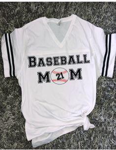 Baseball Mom Shirt, Softball Mom shirt, Boymom Sport Shirt