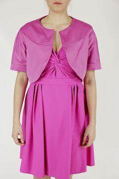 Armani collezione donna NMG25T NM060 853 P/E14 donna giacca coprispalle