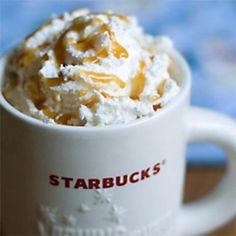 Copycat Starbucks Salted Hot Chocolate