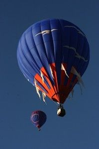 Great Mississippi River Balloon Race - Social South