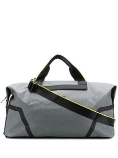 Hackett 'aston Martin Racing Pro' Reisetasche - Grau In Grey Aston Martin, Duffel Bag, Gym Bag, Racing, Mens Fashion, Hand Bags, Grey, Shoulder Bags, Travel Tote