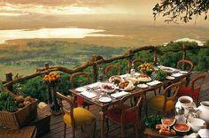 Crater Ngorongoro Tanzania