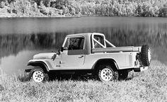 jeep scrambler | 1981 Jeep Scrambler (CJ-8) photo