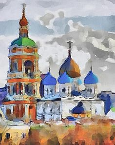City Church, Russia. Yury Malkov.