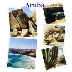 Aruba...a stop on our recent Adventure of the Seas cruise.