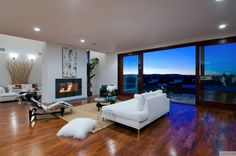 Home Design and Interior Design Gallery of Beautiful Living Rooms Living Room With View