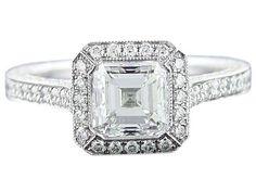 Shreve, Crump and Low, Asscher Cut  http://ch.shrevecrumpandlow.com/product_detail.php?product_id=1836707=Platinum=Asscher=New=Ring#thumb