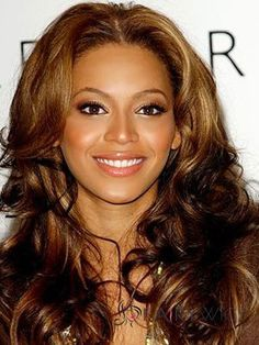 Long hair length is the primary Beyonce hair style. Long, silky hair Beyonce allows adding many techniques to donor him a different, but also beautiful hair go Wavy Hair, Her Hair, Shiny Hair, Curls Hair, Curly Hair Styles, Natural Hair Styles, Lace Wigs, Lace Front Wigs, Brown Hair Colors