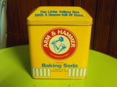 Vintage 1993 Arm & Hammer Baking Soda Advertising by peacenluv72, $29.50
