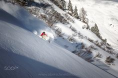"Backcountry Powder Skiing in Austria - Backcountry Powder Skiing in the Austrian Alps near Salzburg. Image available for licensing. Order prints of my images online, shipping worldwide via <a href=""http://www.pixopolitan.net/photographers/oberschneider-christoph-a6030.html"">Pixopolitan</a> See more of my work here: <a href=""http://www.oberschneider.com"">www.oberschneider.com</a> Facebook: <a href=""http://www.facebook.com/Christoph.Oberschneider.Photography"">Christoph Oberschneider Photo..."
