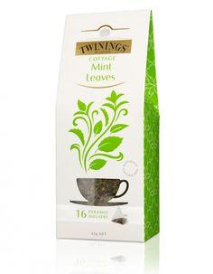伦敦Twinings茶包装设计欣赏