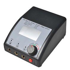 A-1 Tattoo Supply - Cast Iron Tattoo Machine Kit  Model 1580, $153.26 (http://www.tattoo-supply.net/cast-iron-tattoo-machine-kit-model-1580/)