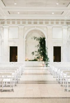 Historic Atlanta Wedding By Sarah Ingram Atlanta Wedding Atlanta Wedding Venues, Wedding Ceremony Decorations, Wedding Reception, Church Decorations, Wedding Arrangements, Wedding Ceremonies, Wedding Centerpieces, Floral Arrangements, Wedding Bands