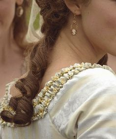 the duchess: Gown decoration for day gown! Versailles, Mode Renaissance, Luis Xvi, Elizabeth Swann, Tale As Old As Time, Princess Aesthetic, Keira Knightley, Historical Romance, Pirates Of The Caribbean