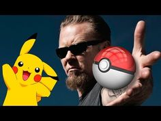 Watch Metallica singing Pokémon Theme Song. This is really amazing and I really believe on it but later to found out that this is just a parody created by Golpe Baixo maybe for promotional purposes. But who cares I really enjoy this one. #pinoy #pinoyfailblog #pokemon
