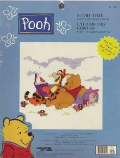 Story Time Counted Cross Stitch Kit (Disney Home Pooh Collection, Janlynn #1132-41) Disney http://www.amazon.com/dp/B000LXWNTC/ref=cm_sw_r_pi_dp_HIVexb1BNR6RS