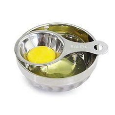 EALEK Premium Stainless Steel (18/8) Egg Separator Egg Di... https://www.amazon.com/dp/B01J7NF9VA/ref=cm_sw_r_pi_dp_x_M7kTxbDN6NBCV