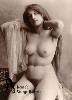 Johnnys Vintage Archives -Victorian Nudes
