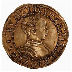 valscrapbook:  barteredlanternA crown (quarter-sovereign) with Edward VI