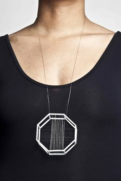 Structure series by Lané Vorster    Jewelry design is an inspired form of nanotech