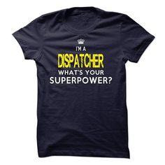 DISPATCHER - #tshirt diy #hoodie jacket. GUARANTEE => https://www.sunfrog.com/No-Category/DISPATCHER-58707428-Guys.html?68278