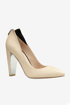 10 Nude Heels For Work And Play #refinery29