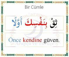 ... Learn Turkish Language, Arabic Language, English Vinglish, Arabic Lessons, Learning Arabic, Teaching English, Ramadan, Messages, Education