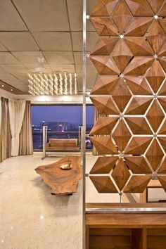 Design is a journey of Discovery. Apartment Interior, Room Interior, Home Interior Design, Interior Architecture, Interior Decorating, Living Room Partition Design, Room Partition Designs, Living Room Divider, Divider Design