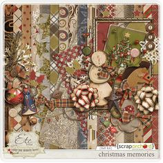 Christmas Memories Kit