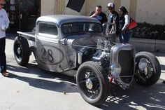 Ford Bobber - Grand National Roadster Show!