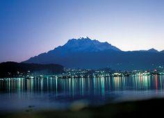 Lake Lucerne, Swtizerland