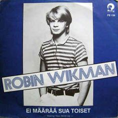 "Robin Wikman - ""Ei määrää sua toiset"", finnish cover version of ""Making Your Mind Up"", the winning song of the Eurovision Song Contest 1981 by Bucks Fizz"