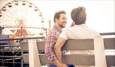 Sissy man dating bisexual man