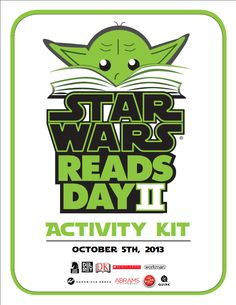 Star Wars Reads Day II Activity Kit