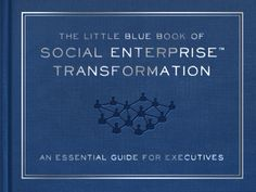 The Little Blue Book of Social Enterprise Transformation