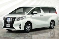 Harga Toyota Alphard Bali