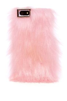 Skinnydip London Furry Up iPhone 5 Case | Shop Play, Girl at Nasty Gal