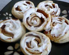 Chef in Training: Cinnamon Roll Sugar Cookies