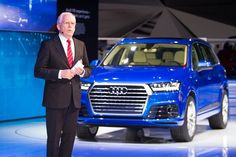 2018 Audi Q6 Will Come in Plug-In And Fuel Cell Versions - HybridCars.com