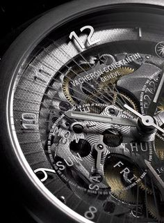 Vacheron Constantin #watches #style