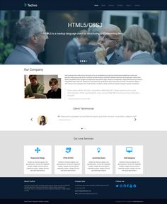 Free responsive website for your business #corporate #business #freetemplate #responsive
