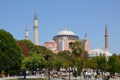 Αγιά Σοφιά, Κωνσταντινούπολη, Τουρκία.